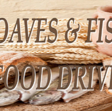 Loaves and Fish Food Drive