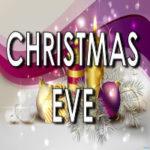 Christmas Eve Candle Lighting Service