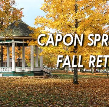 Capon Springs Fall Retreat