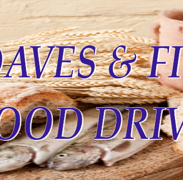 Loaves & Fish Food Drive