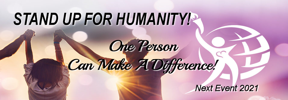 Stand Up For Humanity!