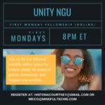 First Mondays – 40 & Under (NGU)